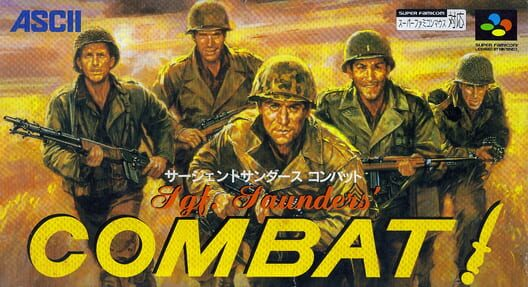 Sgt. Saunders' Combat! Display Picture