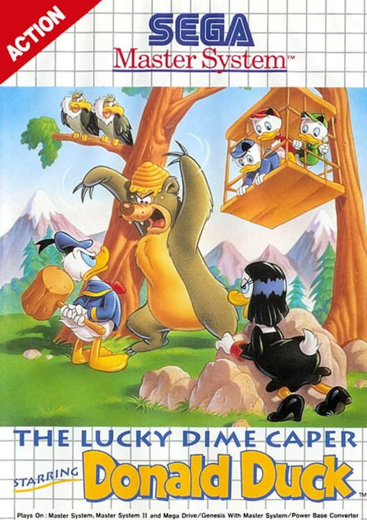 The Lucky Dime Caper starring Donald Duck image