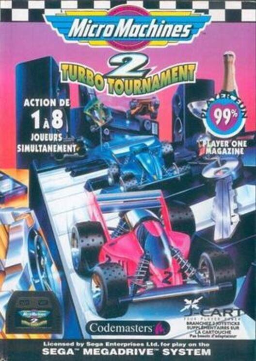 Micro Machines 2: Turbo Tournament image