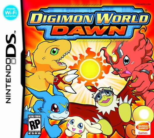 Digimon World Dawn image
