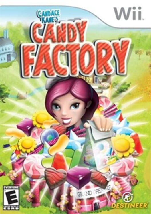 Candace Kane's Candy Factory Display Picture