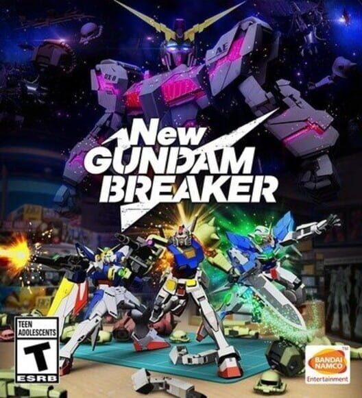 New Gundam Breaker Display Picture