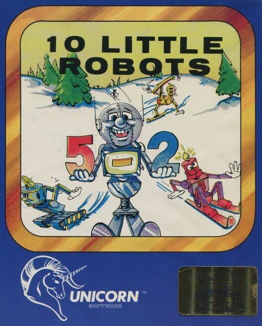 10 Little Robots image