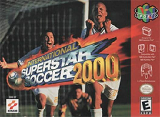 International Superstar Soccer 2000 image