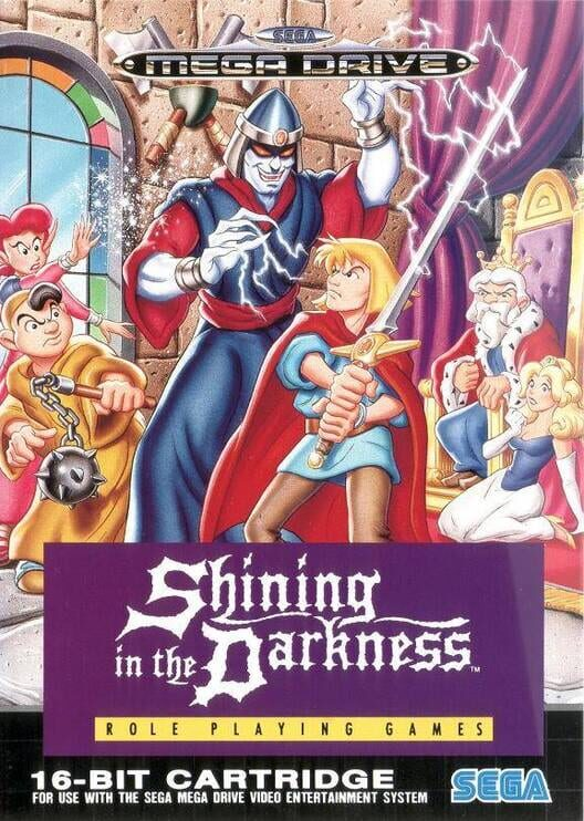 Shining in the Darkness Display Picture