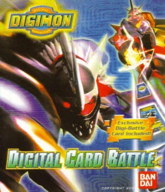 Digimon Digital Card Battle image