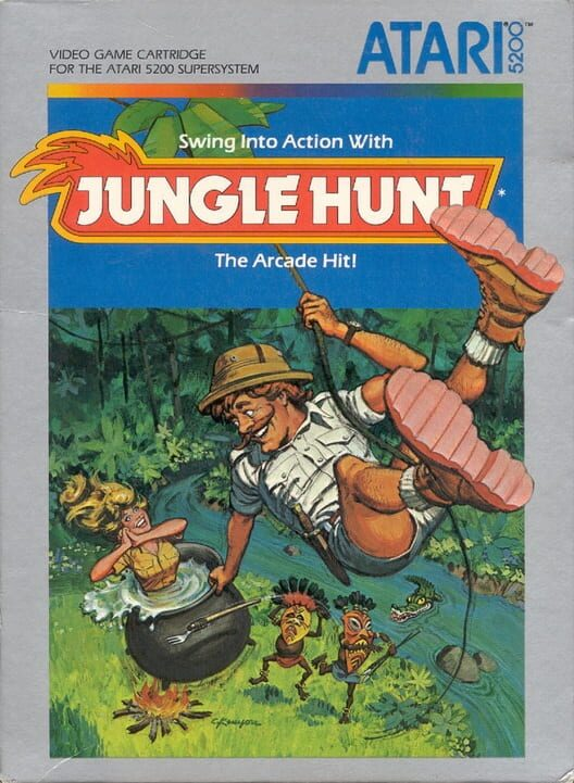 Jungle Hunt image