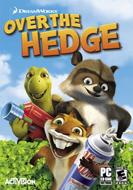Over the Hedge Display Picture