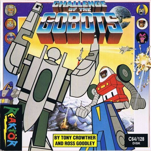 Challenge of the Gobots Display Picture