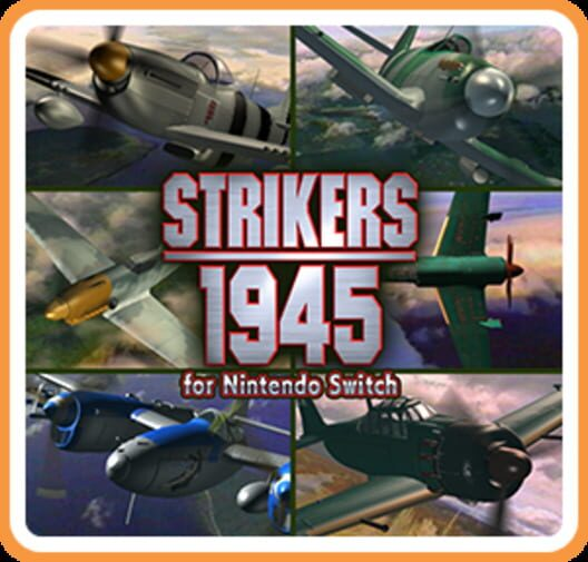 STRIKERS 1945 for Nintendo Switch image