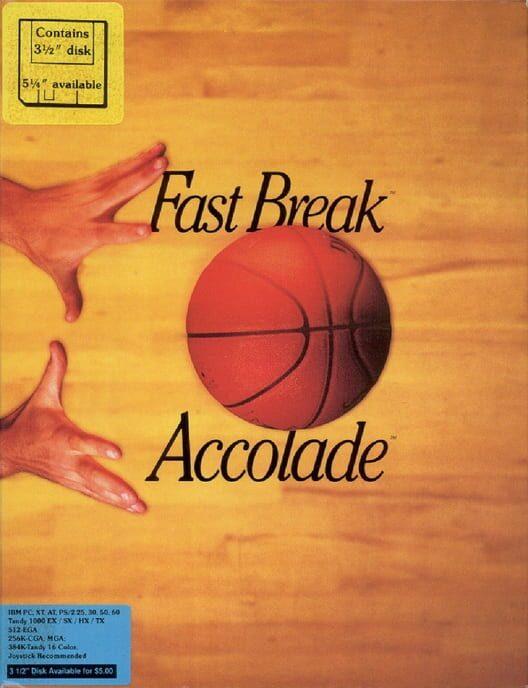 Fast Break image