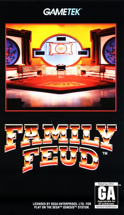 Family Feud Display Picture