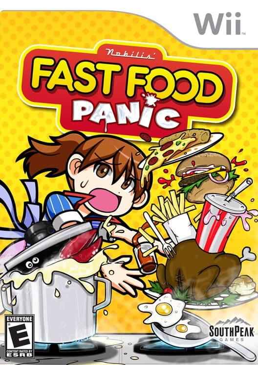 Fast Food Panic image