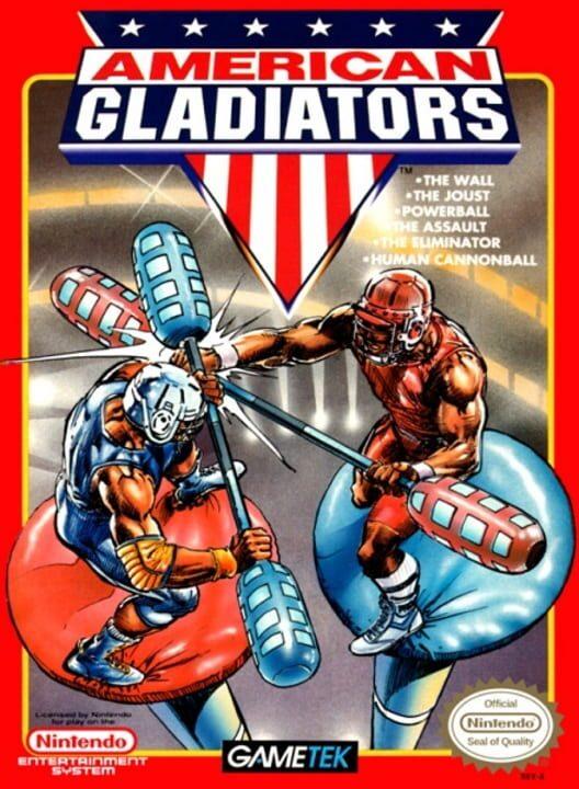 American Gladiators Display Picture
