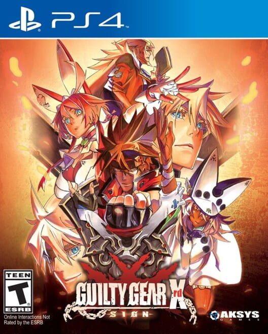 Guilty Gear Xrd image