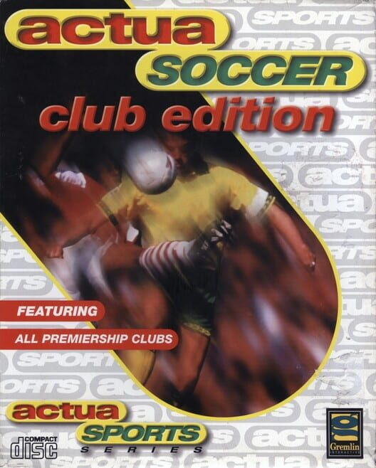 Actua Soccer: Club Edition Display Picture