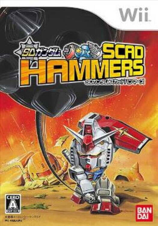 SD Gundam: Scad Hammers Display Picture