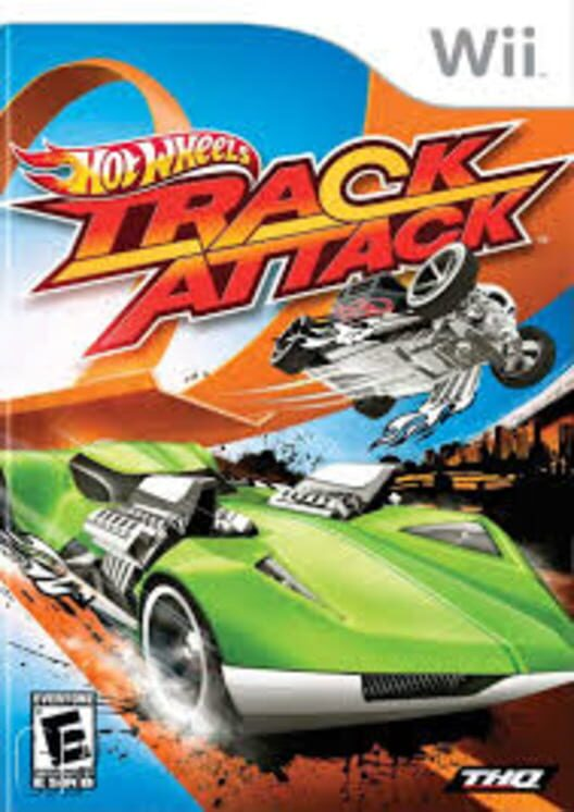 Hot Wheels Track Attack Display Picture