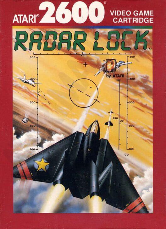 Radar Lock Display Picture
