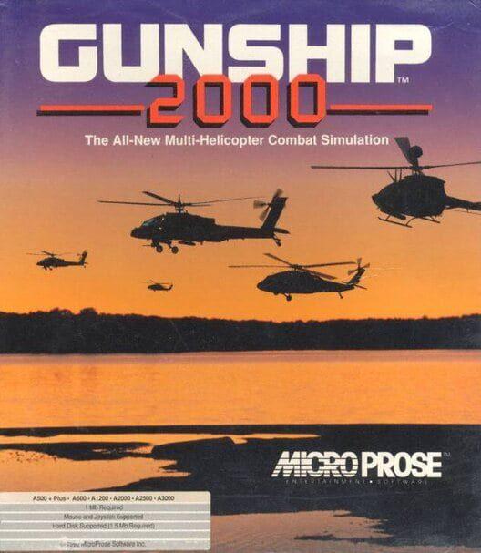 Gunship 2000 image