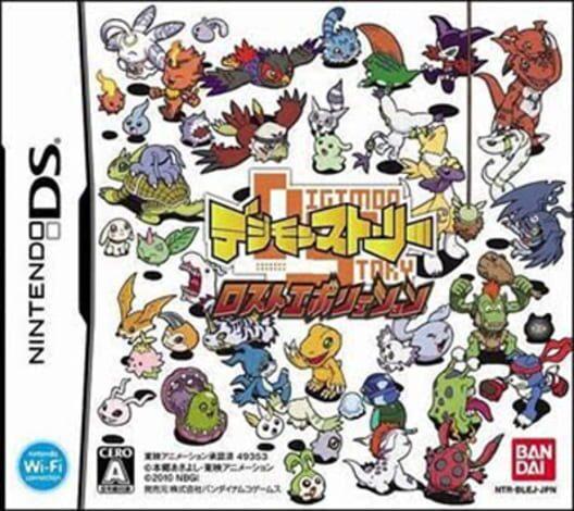 Digimon Story: Lost Evolution image