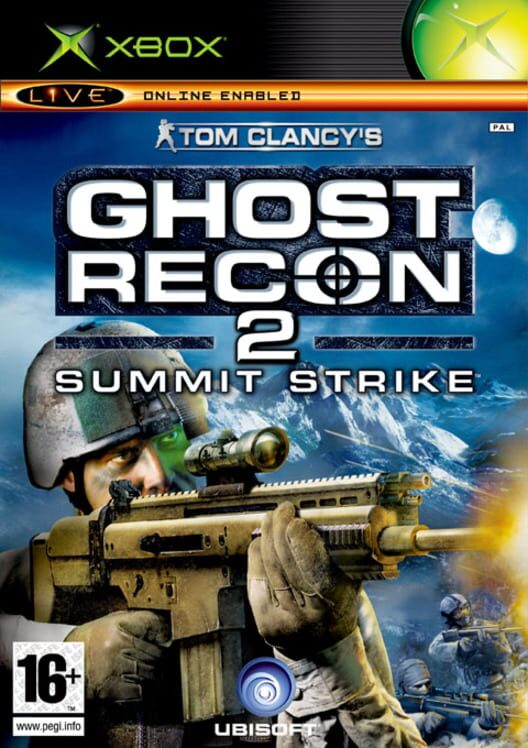 Tom Clancy's Ghost Recon 2: Summit Strike image