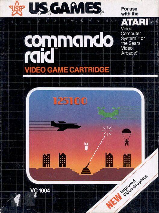 Commando Raid Display Picture