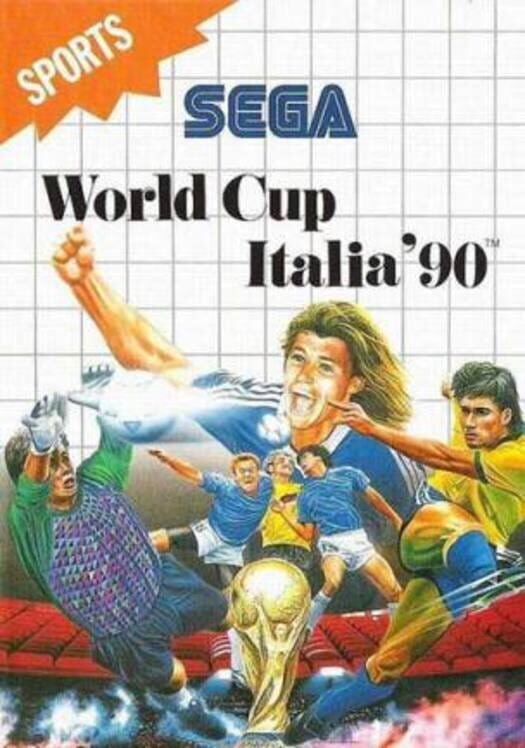 World Cup Italia '90 Display Picture