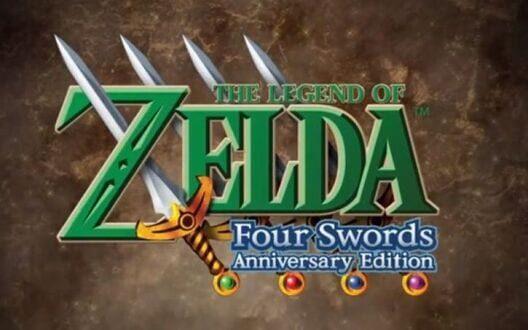 The Legend of Zelda: Four Swords Anniversary Edition image
