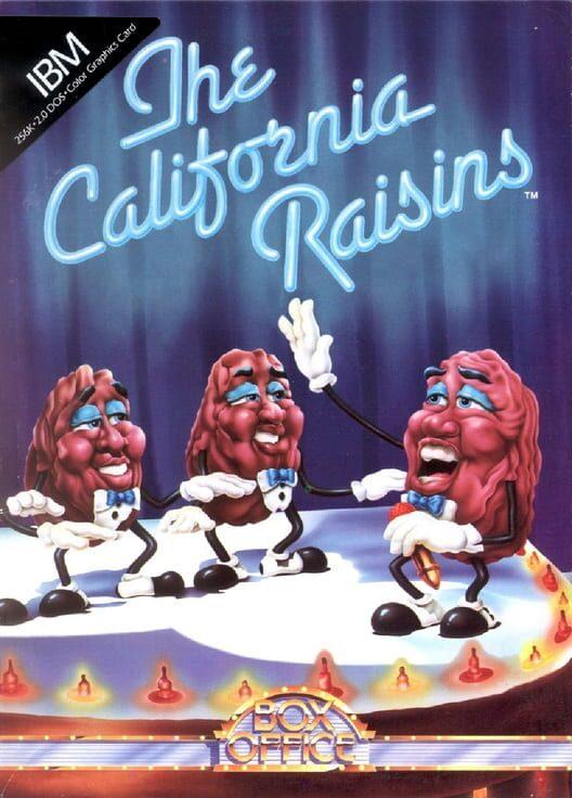 The California Raisins image