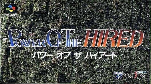 Power of the Hired image