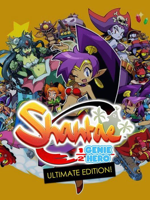 Shantae: Half-Genie Hero Ultimate Edition image