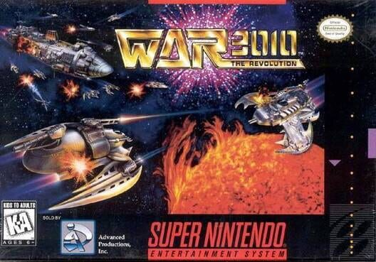 War 3010: The Revolution Display Picture