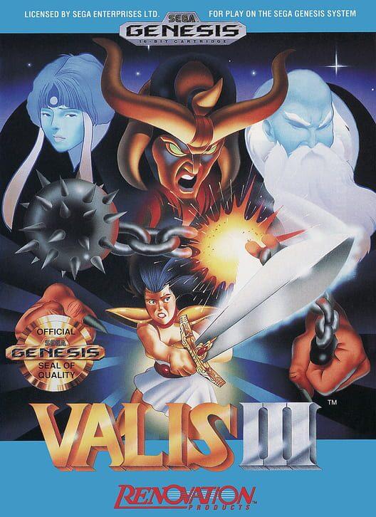 Valis III Display Picture