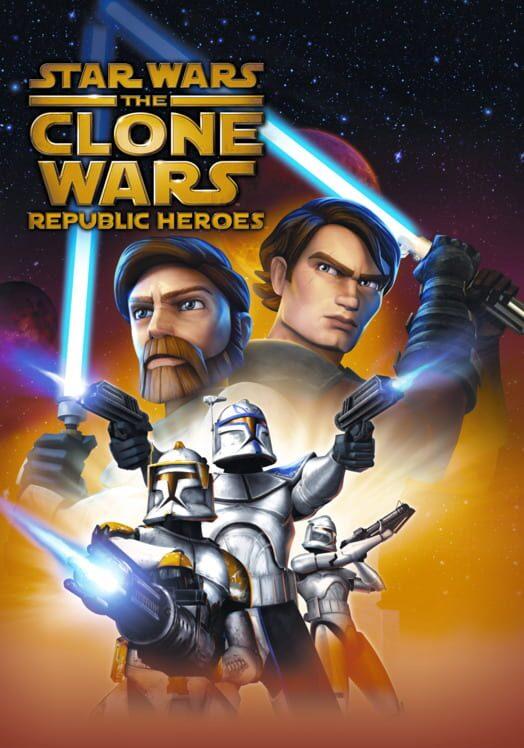 Star Wars: The Clone Wars – Republic Heroes image