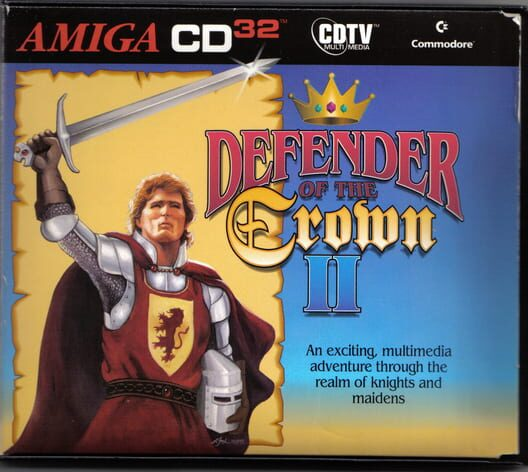 Defender of the Crown II image