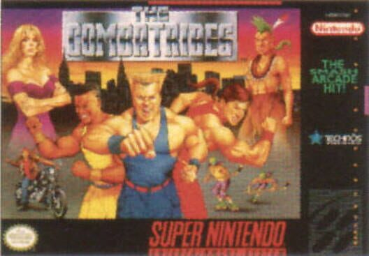 The Combatribes Display Picture