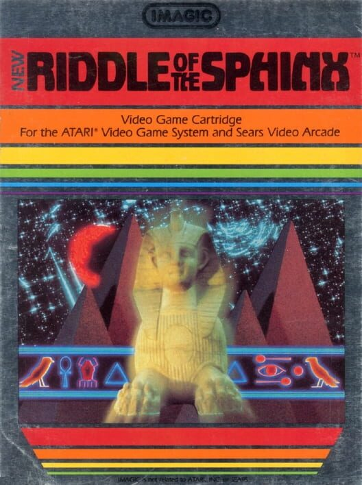 Riddle of the Sphinx Display Picture