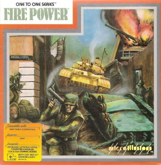 Fire Power image