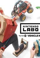 Nintendo Labo: Toy-Con 03 - Vehicle Kit