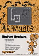 Bigfoot Bonkers