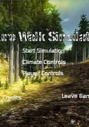 Nature Walk Simulator
