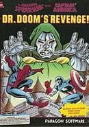 Spider-Man and Captain America in Doctor Doom's Revenge