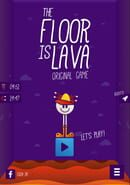 The Floor is LAVA - Original Game