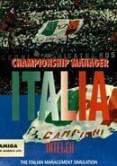 Championship Manager Italia