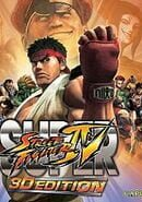 Super Street Fighter IV: 3D Edition