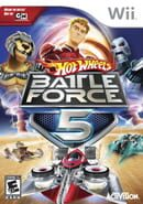 Hot Wheels Battle Force 5
