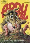 Ardy the Aardvark
