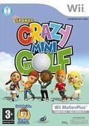 Kidz Sports Crazy Mini Golf