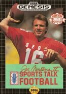 Joe Montana II: Sports Talk Football